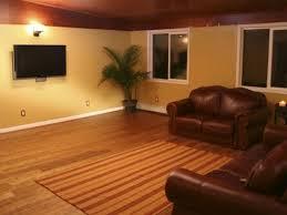 How to install bamboo flooring Arowana Bamboo Hdswt206bambooafter Hgtvcom Install Bamboo Floors Hgtv