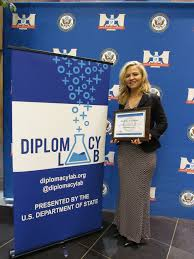 Grad Student Wins US State Department Wonk Tank Competition - News