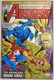 the avengers 143 marvel vintage comic book cover 13 x 19 wood wall art plaque on marvel comics wall art plaque with marvel legends spider man wall art plaque 19x13 16 00 picclick