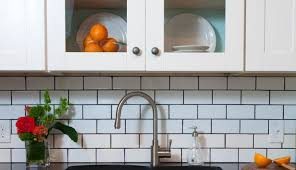 How To Install Backsplash Tile In Kitchen Fascinating White Ideas Blue Floor Splashback Large Pictures Town Cape