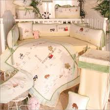 animal baby bedding