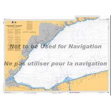 Lake Ontario Chart Canadian Chart 2077 Lake Ontario Lac Ontario Western Portion Partie Ouest