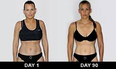 p90x success story day 1 and day 90 photos jody b