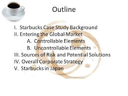 Study Research business case study outline example