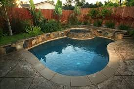 I like the idea of the pool not taking up the entire yard. This is