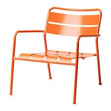 orange metal chairs outdoor metal chair u24 outdoor