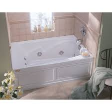 jcts6036wrl2chw cetra 60 x 36 whirlpool bath white at fergusonshowrooms com