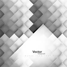 Geometric Gray Seamless Pattern Texture Design Vector Background