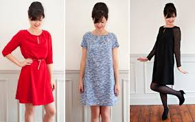 Simple Dress Pattern For Beginners Fascinating Sew Over It Our New AutumnWinter Collection Sew Over It