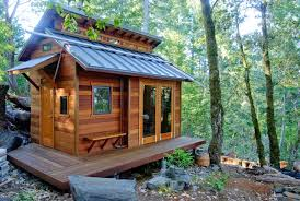 Small Picture Tiny House Shelters You for Cheap in the Mountainous Woods