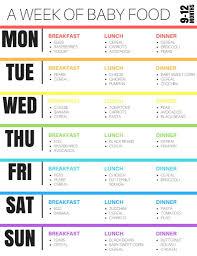 9 12 Month Baby Feeding Schedule Baby Feeding Schedule
