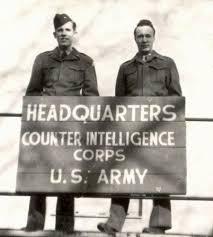 Counterintelligence Corps Alchetron The Free Social