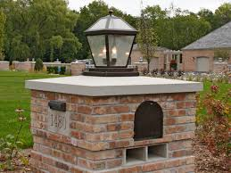 mailbox designs. Brick Mailboxes Designs Mailbox