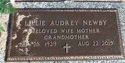 Lillie Audrey Newby (1929-2015) - Find A Grave Memorial
