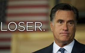 Image result for romney 2 time loser pics