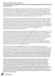 nazi propaganda and terror essay year hsc  nazi propaganda and terror essay 25 25