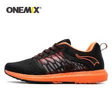 <b>ONEMIX Men Running Shoes</b> Breathable Gauze Mesh Shoes Light ...