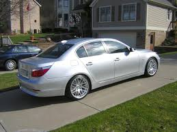 Coupe Series 2006 bmw 525i specs : Can i upgrade my 525xi wheels to 19 in.?? - Bimmerfest - BMW Forums