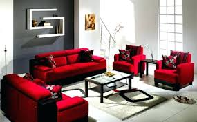 black and red living room decorating ideas brown gray red living room bargain and black decorating