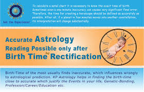 Do Birth Time Rectification For Accurate Astrology Reading
