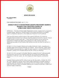 Pick Up Birth Certificate 111954 News Release President Obama S
