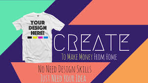 What T Shirt Designs Sell Make Money Online Designing Custom T Shirts That Anyone Can Do