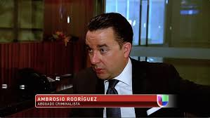univision interview of ambrosio e rodriguez los angeles univision interview of ambrosio e rodriguez los angeles criminal lawyer