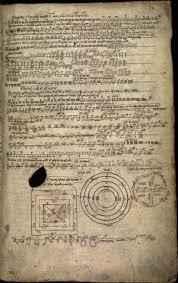 žena In Staré Keltské Věštění Zvané Ogham