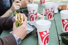 Chick Fil Nutrition Facts Chart Where To Find Chick Fil A Nutritional Information Chick Fil A
