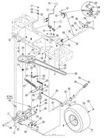 mtd 13aj775g790 lt 542g (2007) parts diagrams White Outdoor LT542G at White Lt542g Wiring Diagram