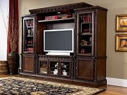 Small Picture Amazoncom North Shore Entertainment Wall Unit Kitchen Dining