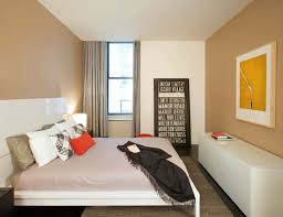 nyc apartment furniture. Modern Rental Apartment Bedroom Furniture Design 25 Broad Financial District NYC Nyc G
