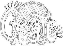 Small Picture Create Word Coloring Pages Grown Ups Creative Words Coloring