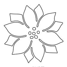 Poinsettias like light, so place yours near a sunny window for at least six to eight hours a day. Coloring Pages Poinsettia Flower Creative Art