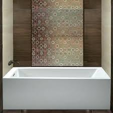 what is an alcove bathtub shown installed reviews maax avenue
