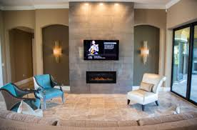 Floor to ceiling tiled fireplace choice image home flooring design floor to  ceiling tiled fireplace images