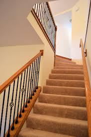 Image of: Decorative Metal Stair Spindles