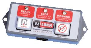 wheelchair securements ez lock wheelchair wiring diagram electronics you can count on ez lock touchpad control