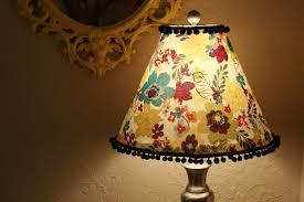Homemade Lamp Shades Ideas Decorating Lamp Design Ideas