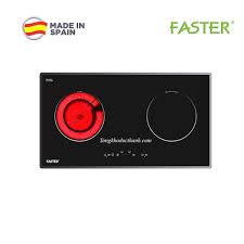 Bếp từ Faster FS 2SIR - Siêu thị Nhà bếp Đức Thành