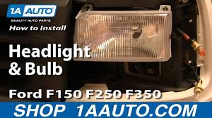 2004 Chrysler Pacifica Fog Lights How To Replace Fog Lights 04 05 Chrysler Pacifica