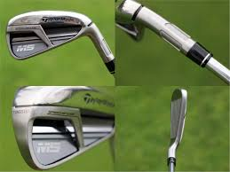 "TaylorMade launches <b>new M5</b> and M6 irons, with a ""Speed Bridge ..."