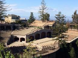 Concert Venue Picture Of The Mountain Winery Saratoga