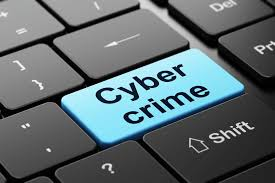 a very short essay on cyber crime words