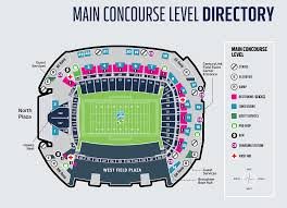 Seattle Seahawks Stadium Seating Chart Rows Stadium Maps Centurylink Field Centurylink Field