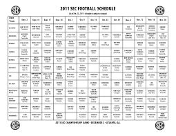 Printable Nfl Schedule Grid Download Them Or Print