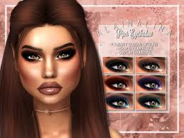 alaina-lina-cc Piper Eyeshadow - The Sims 4 Download - SimsDomination