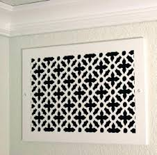 decorative wall return air grille decorative return air grille incredible decorative wall vent pacific register company