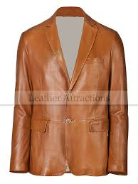 vogue mens leather blazer jpg