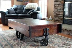 factory cart coffee table coffee table how to build a factory cart coffee table factory cart coffee table uk